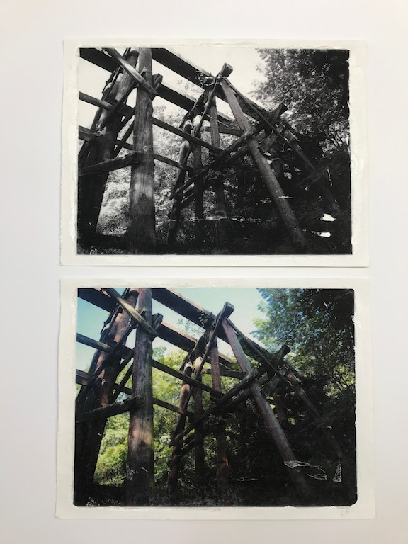 Trestle bridges